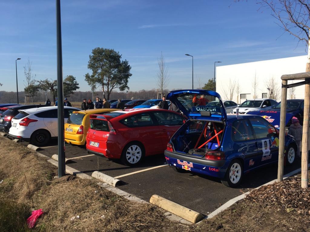 Ici les photos du 4 eme Elsass Auto Schoow du 17.02.2019 à Haguenau  Ddef3910