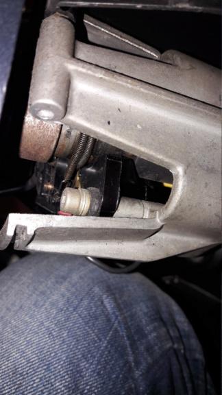 Problème électriques Giulia 1300  Img_3511