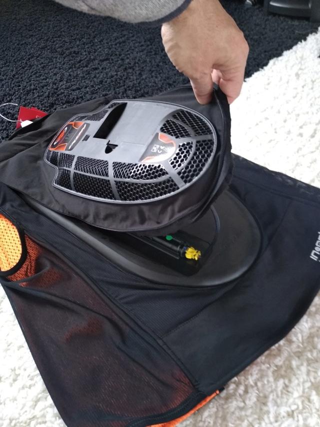 Gilet Airbag Ixon Ix-airbag UO3 Img_2081