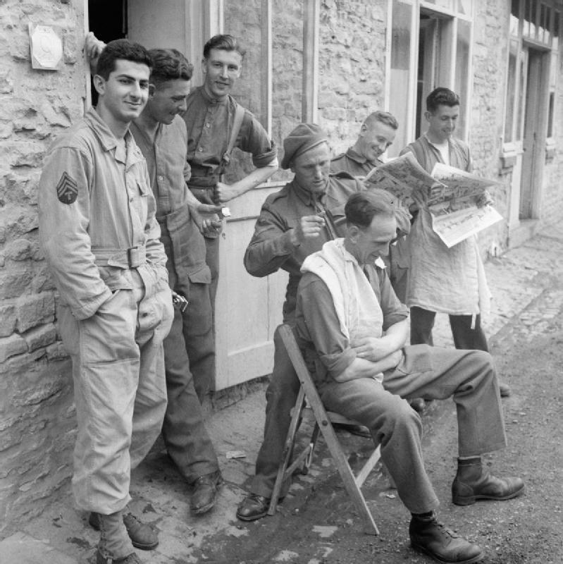 RAF & USAAF Haircuts 7e3ab410
