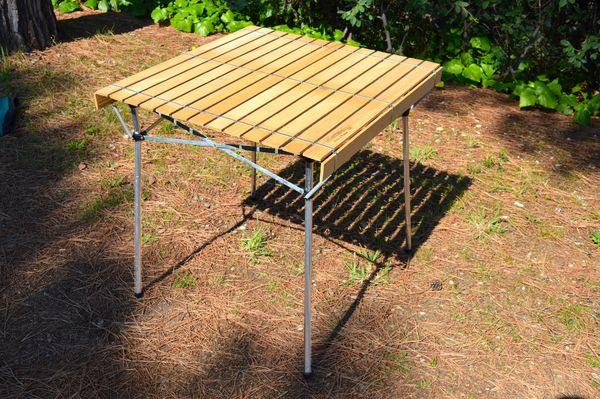 Petite table de camping pour fourgon - Page 2 Wb152210