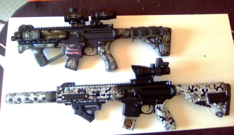 Des avis sur la Colt M4 4,5 mm d'Umarex Img_2039