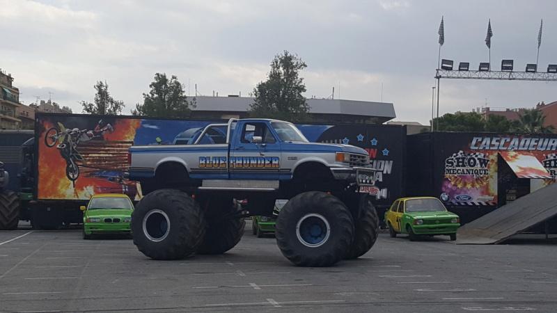Monster truck USA-1 AMT. 2018-012