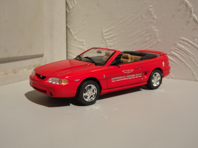 Mustang 1994 Official Pace Car 40533210