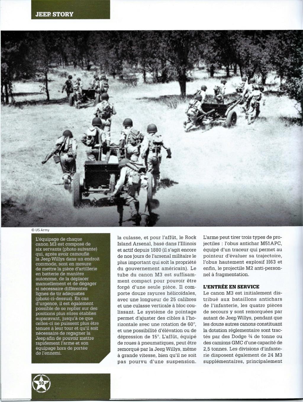 Jeep Willys - 1/8ème - Ed. Hachette - Construction par Glénans (Partie 2) - Page 27 Articl34