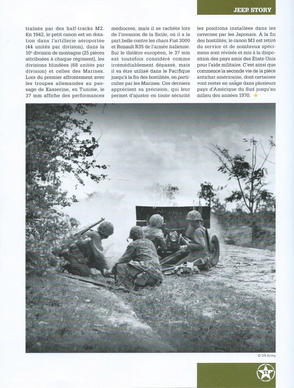 Jeep Willys - 1/8ème - Ed. Hachette - Construction par Glénans (Partie 2) - Page 27 Articl35