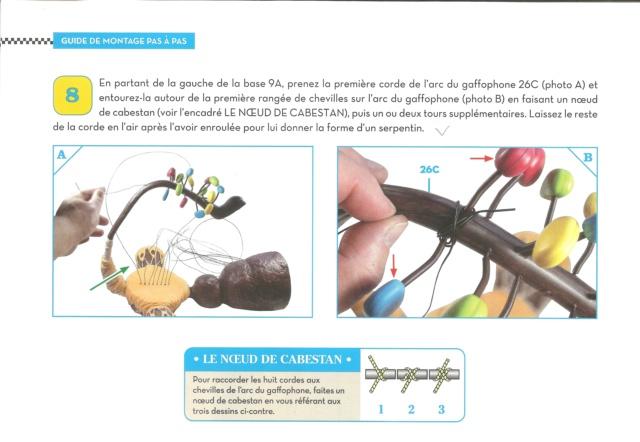 """Construction, par Glénans, de la """"Voiture de Gaston"""" au 1/8, de chez Hachette - Page 16 Cordes10"""