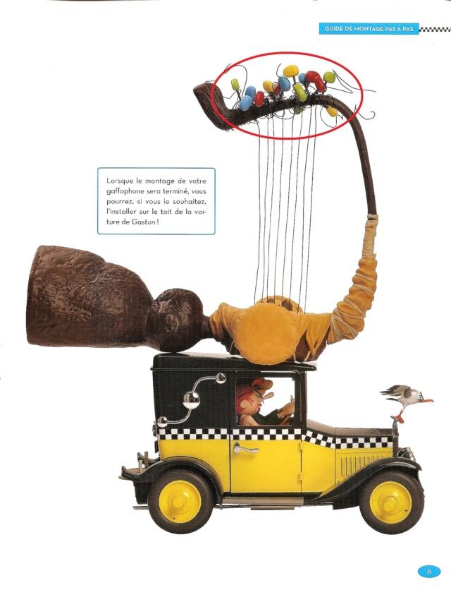 """Construction, par Glénans, de la """"Voiture de Gaston"""" au 1/8, de chez Hachette - Page 11 Dscn1677"""