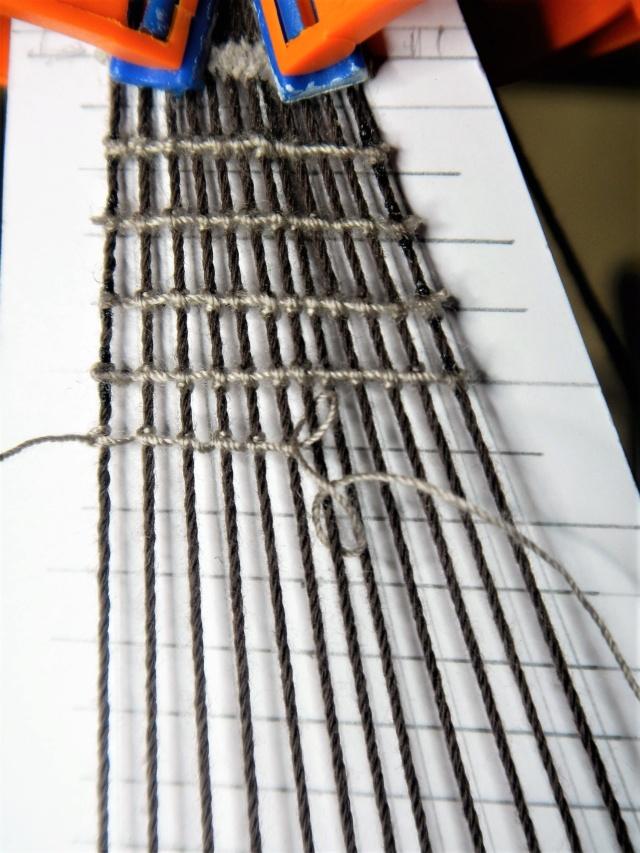 """Construction du """"Sovereign of the Seas"""" au 1/84 par Glénans - Partie III - Page 4 Dscn2041"""