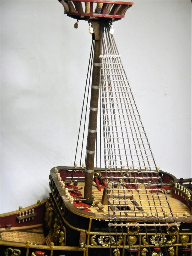 """Construction du """"Sovereign of the Seas"""" au 1/84 par Glénans - Partie III - Page 5 Dscn2054"""