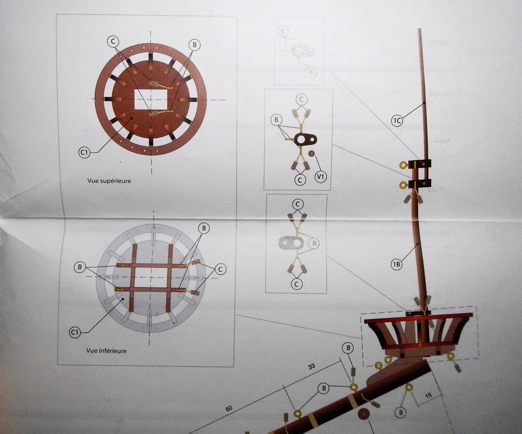 Sovereign of the Seas : Partie-3 (Altaya 1/84°) par Glénans - Page 3 Dscn8513