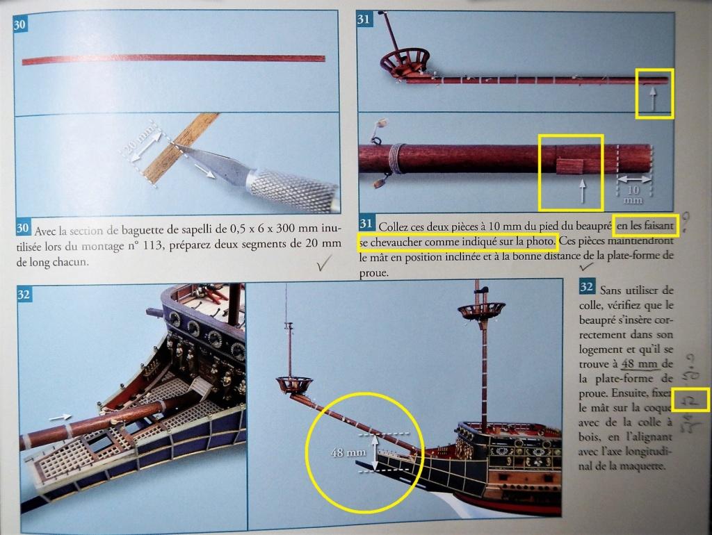 """Construction du """"Sovereign of the Seas"""" au 1/84 par Glénans - Partie II - Page 38 Dscn9129"""