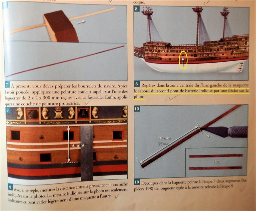 """Construction du """"Sovereign of the Seas"""" au 1/84 par Glénans - Partie II - Page 38 Dscn9139"""