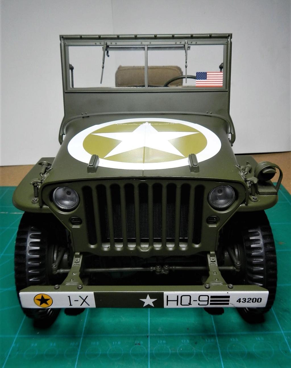Jeep Willys - 1/8ème - Ed. Hachette - Construction par Glénans (Partie 1) - Page 40 Dscn9224