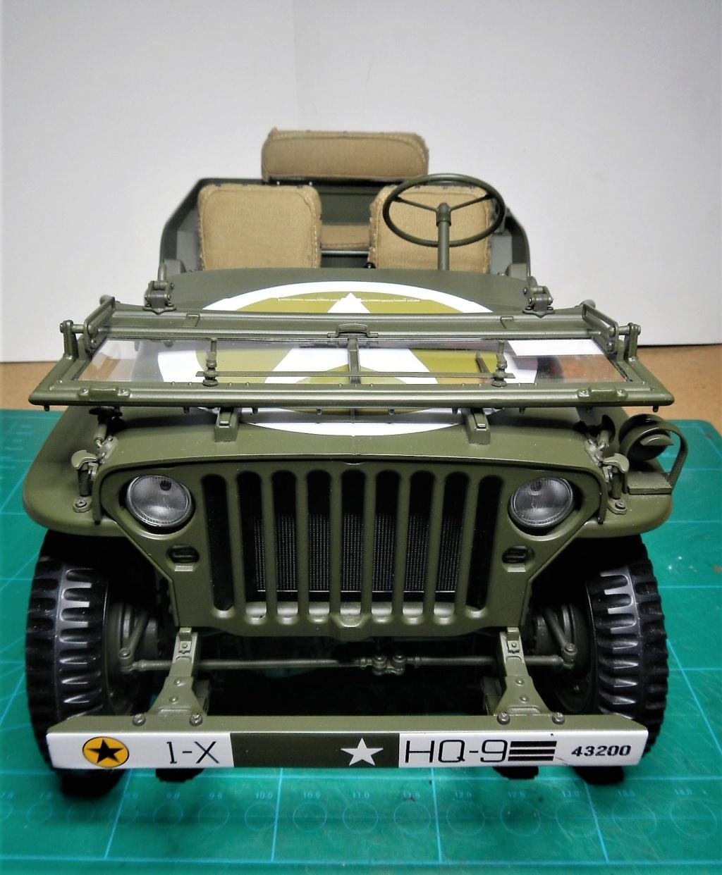 Jeep Willys - 1/8ème - Ed. Hachette - Construction par Glénans (Partie 1) - Page 40 Dscn9227