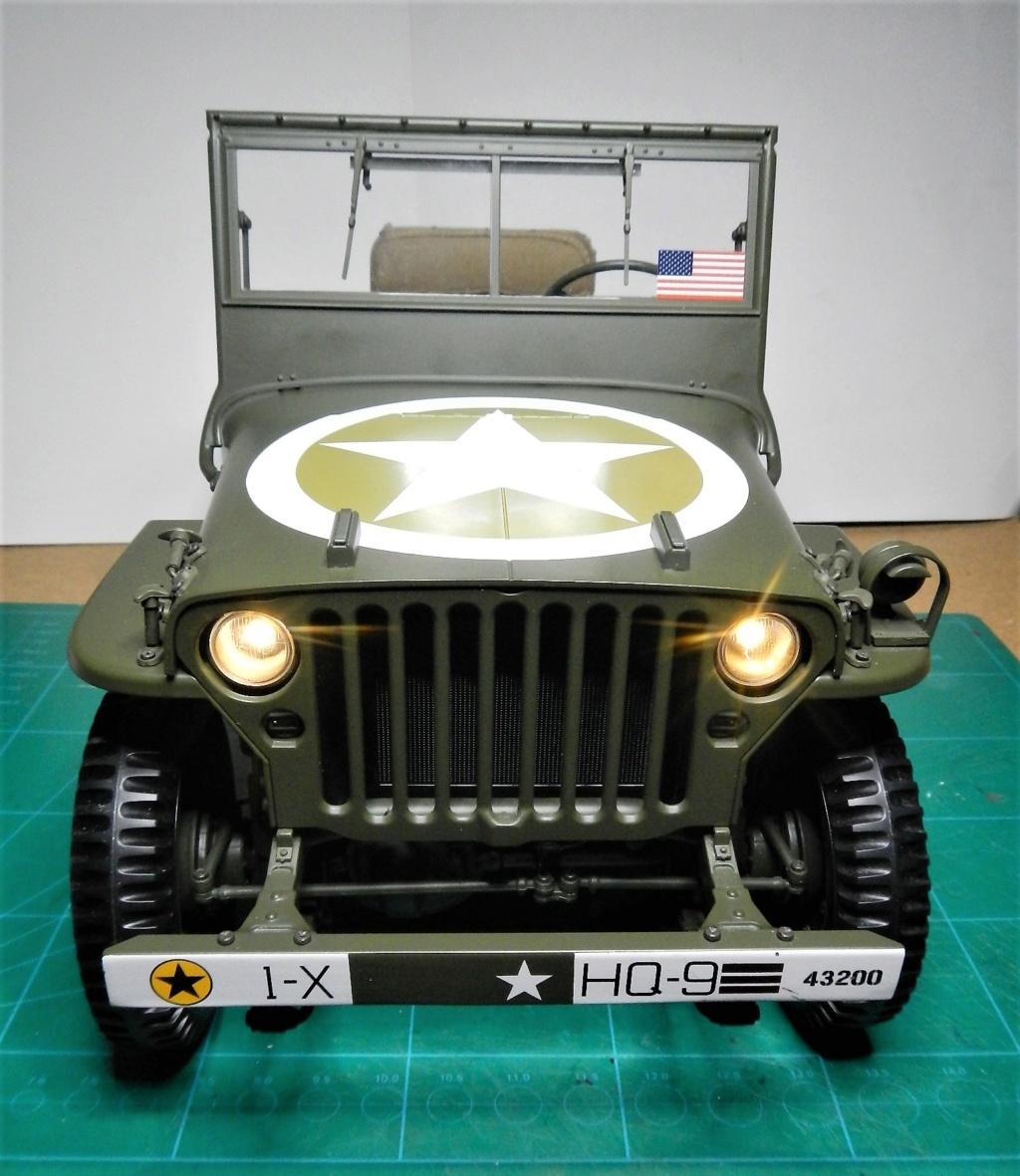 Jeep Willys - 1/8ème - Ed. Hachette - Construction par Glénans (Partie 1) - Page 40 Dscn9229