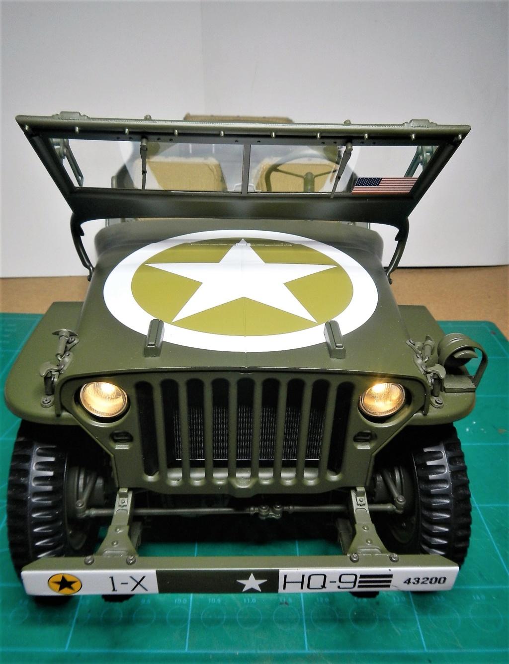 Jeep Willys - 1/8ème - Ed. Hachette - Construction par Glénans (Partie 1) - Page 40 Dscn9233