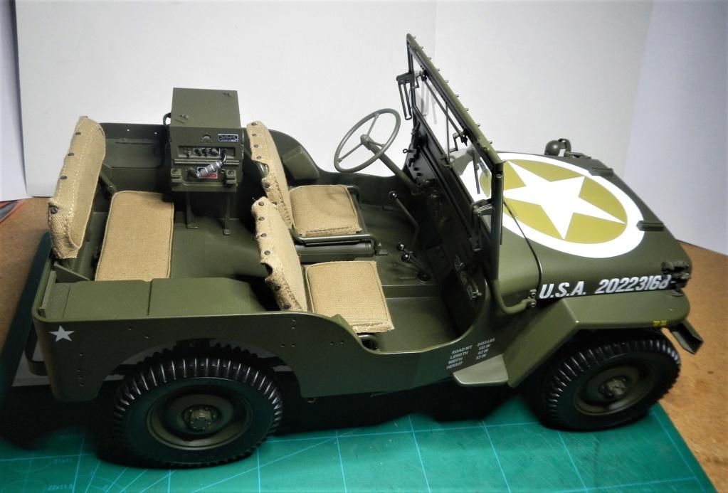 Jeep Willys - 1/8ème - Ed. Hachette - Construction par Glénans (Partie 2) Dscn9262