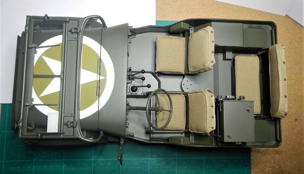 Jeep Willys - 1/8ème - Ed. Hachette - Construction par Glénans (Partie 2) Dscn9264