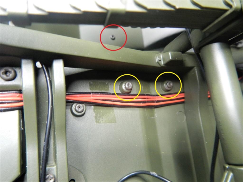 Jeep Willys - 1/8ème - Ed. Hachette - Construction par Glénans (Partie 2) - Page 2 Dscn9316