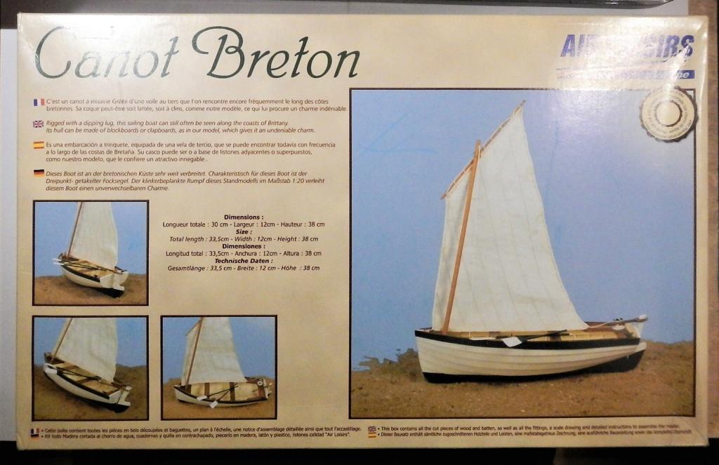 Canot Breton à clins au 1/20 de chez Air Loisir Dscn9743