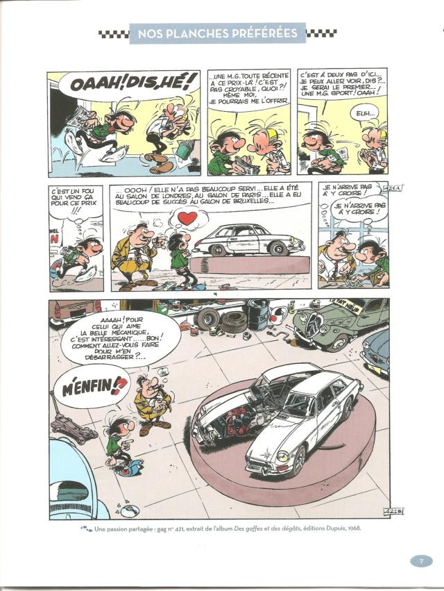 """Construction, par Glénans, de la """"Voiture de Gaston"""" au 1/8, de chez Hachette - Page 15 Gag_n411"""