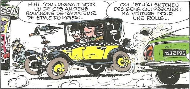 """Construction, par Glénans, de la """"Voiture de Gaston"""" au 1/8, de chez Hachette - Page 14 Gag_n611"""