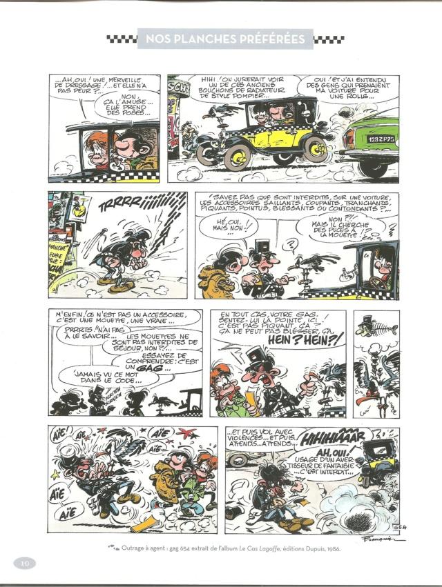"""Construction, par Glénans, de la """"Voiture de Gaston"""" au 1/8, de chez Hachette - Page 14 Gag_n612"""