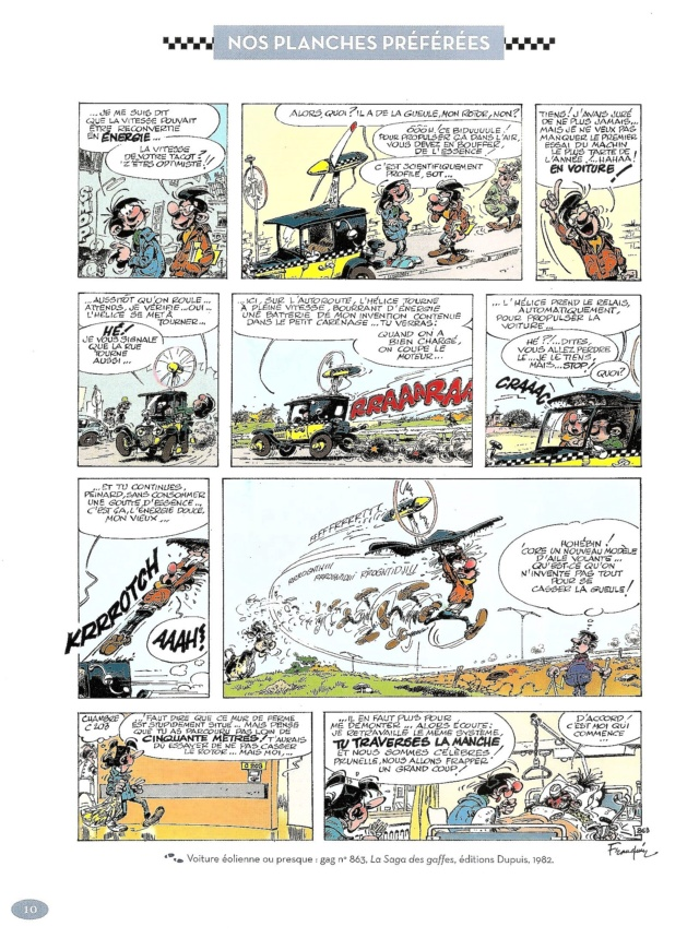 """Construction, par Glénans, de la """"Voiture de Gaston"""" au 1/8, de chez Hachette - Page 19 Gag_n814"""