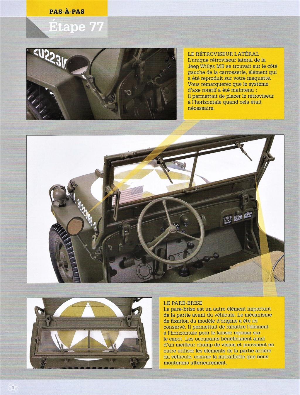Jeep Willys - 1/8ème - Ed. Hachette - Construction par Glénans (Partie 2) - Page 3 Image_11