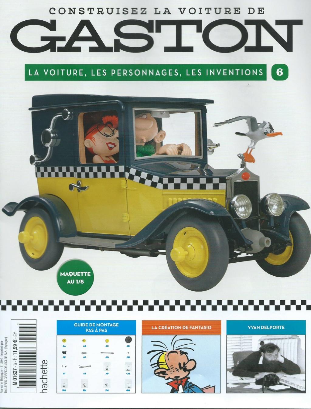 """Construction, par Glénans, de la """"Voiture de Gaston"""" au 1/8, de chez Hachette - Page 2 N06_pa10"""
