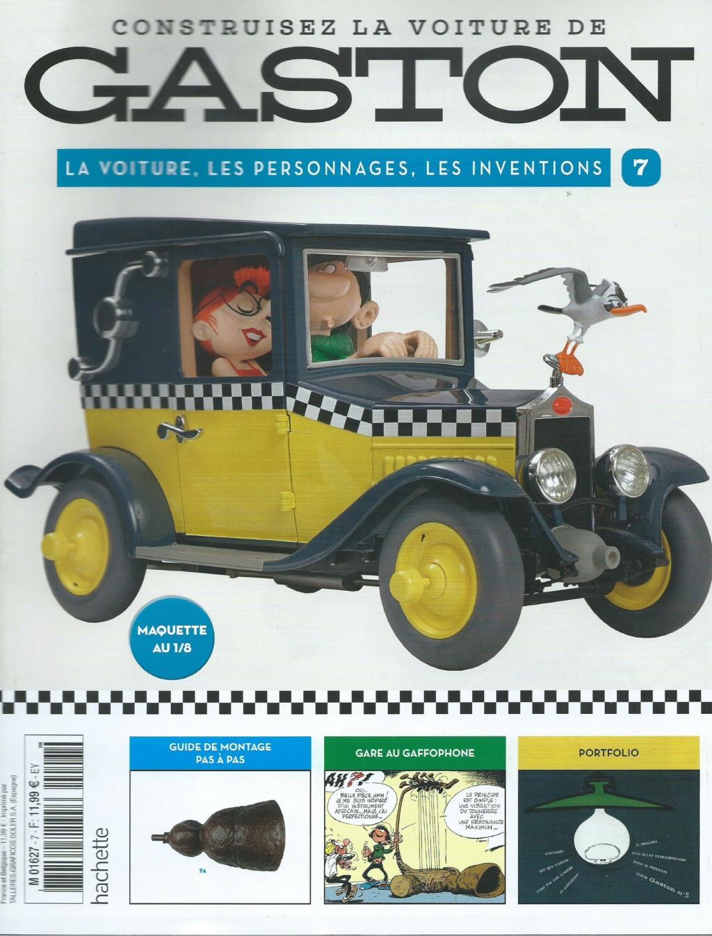 """Construction, par Glénans, de la """"Voiture de Gaston"""" au 1/8, de chez Hachette - Page 2 N07_pa10"""