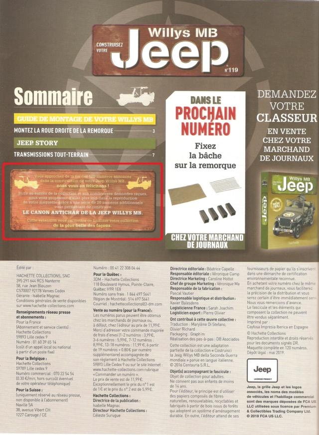Jeep Willis Hachette au 1/8 [Partie II] N119_l11