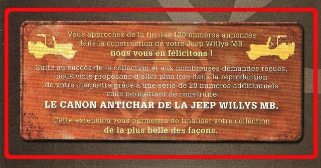 Jeep Willis Hachette au 1/8 [Partie II] N119_l12