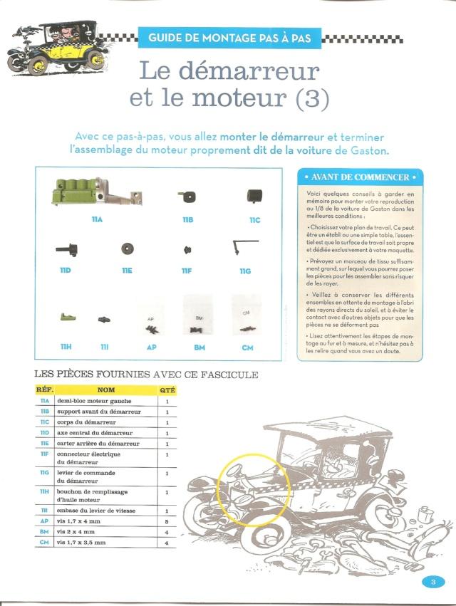 """Construction, par Glénans, de la """"Voiture de Gaston"""" au 1/8, de chez Hachette - Page 3 N11_li11"""