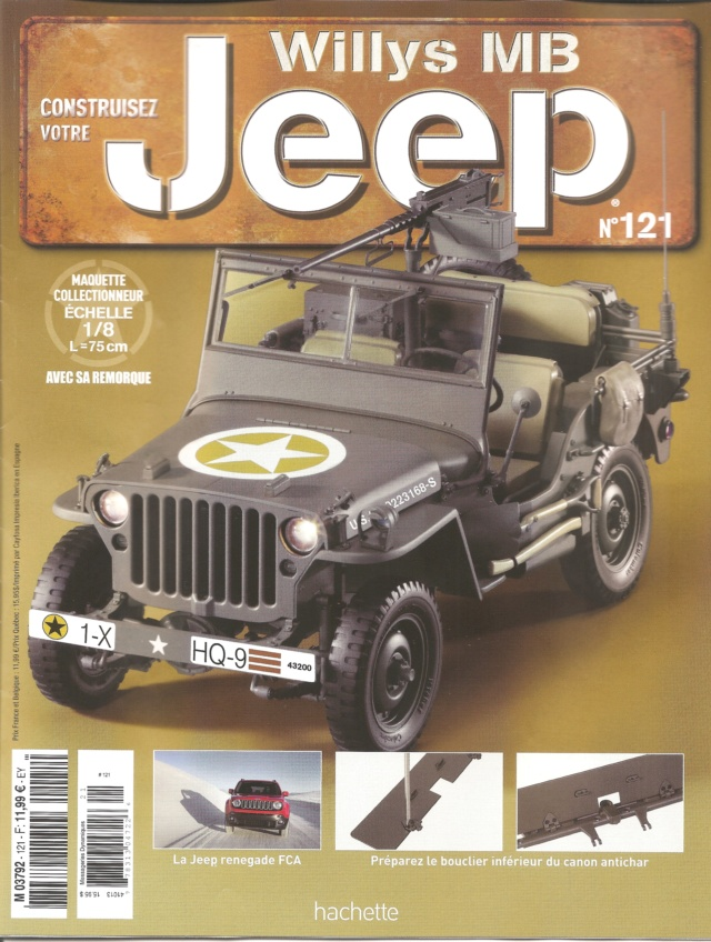 Jeep Willis Hachette au 1/8 [Partie II] - Page 3 N121_p10