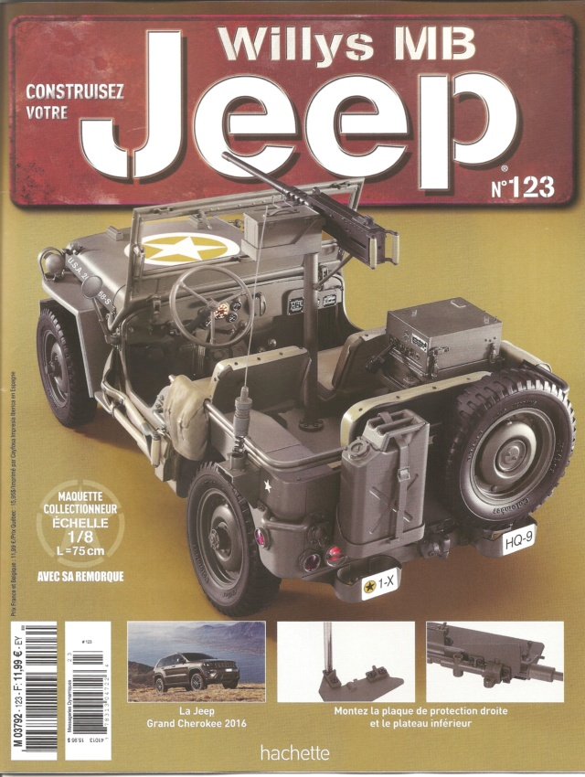 Jeep Willis Hachette au 1/8 [Partie II] - Page 3 N123_p10
