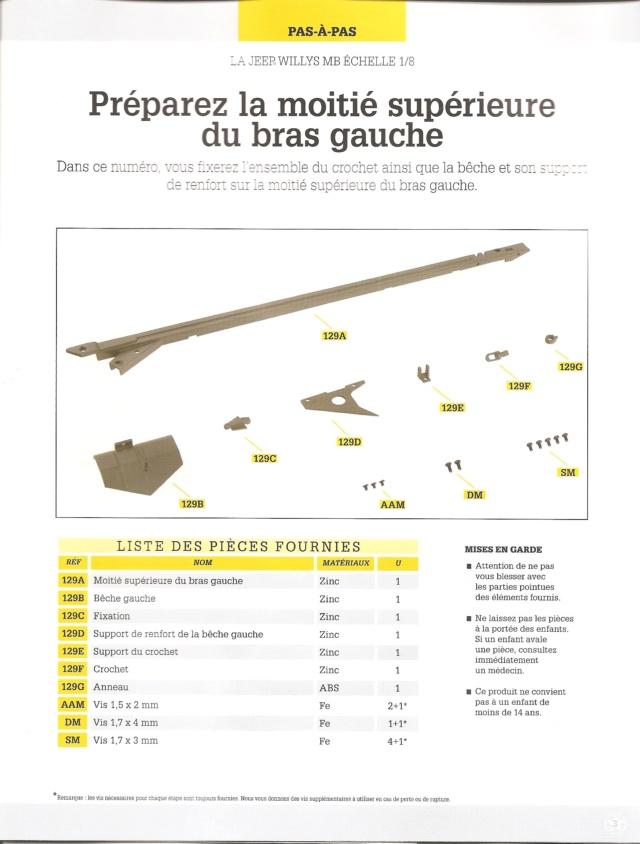 Jeep Willys - 1/8ème - Ed. Hachette - Construction par Glénans (Partie 2) - Page 24 N129_l10
