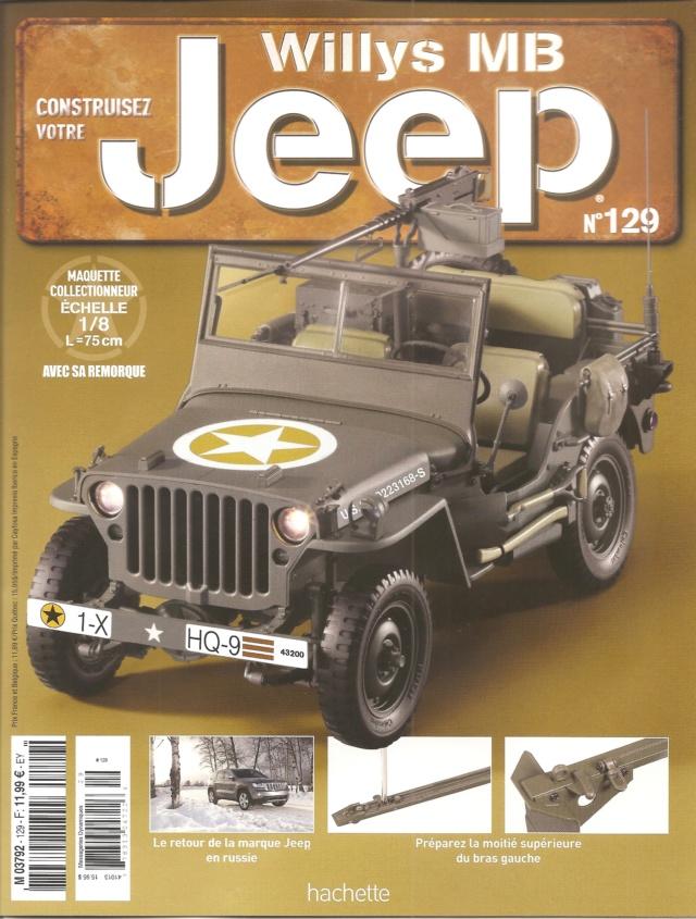 Jeep Willys - 1/8ème - Ed. Hachette - Construction par Glénans (Partie 2) - Page 24 N129_p10