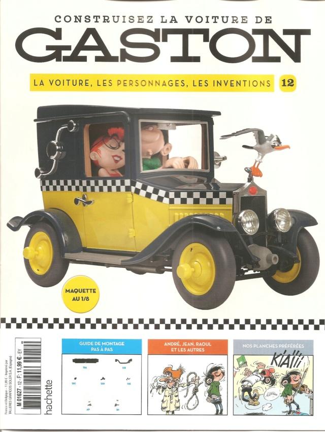 """Construction, par Glénans, de la """"Voiture de Gaston"""" au 1/8, de chez Hachette - Page 3 N12_pa11"""