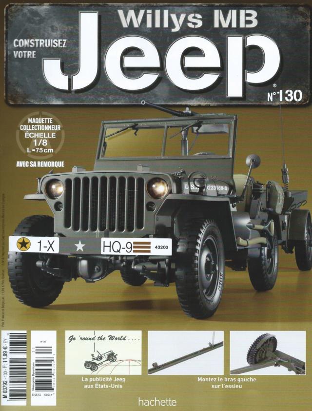 Jeep Willys - 1/8ème - Ed. Hachette - Construction par Glénans (Partie 2) - Page 24 N130_p11