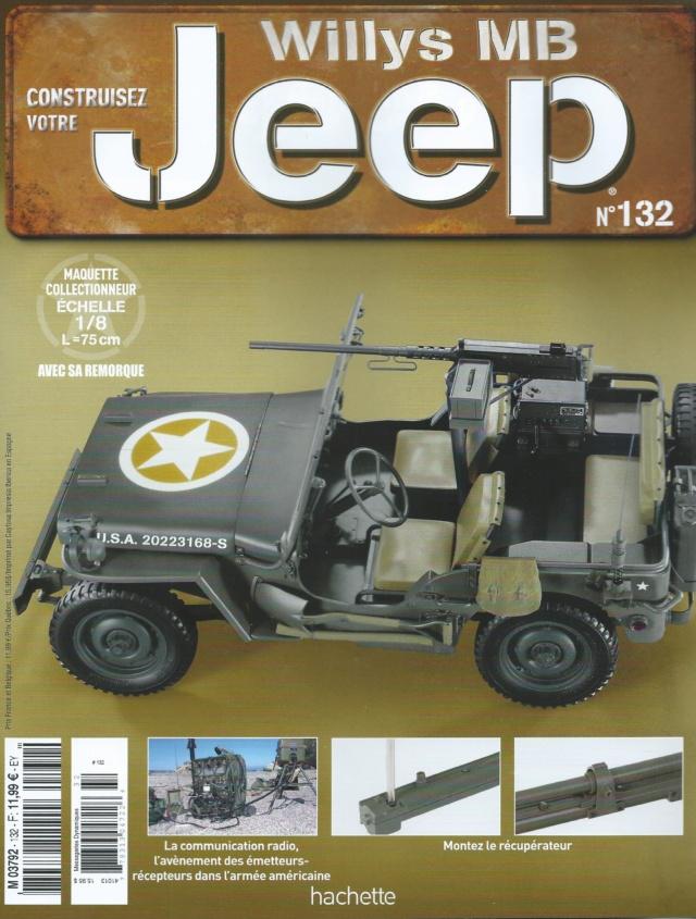 Jeep Willys - 1/8ème - Ed. Hachette - Construction par Glénans (Partie 2) - Page 24 N132_p10