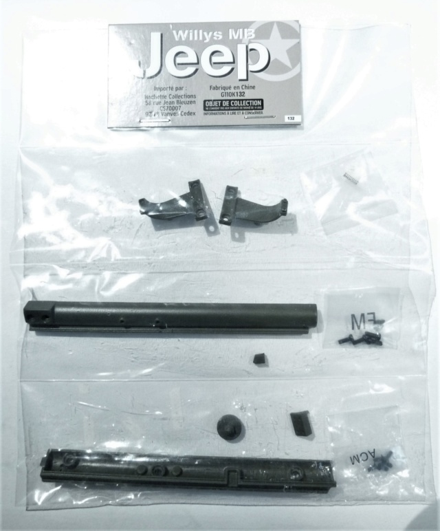 Jeep Willys - 1/8ème - Ed. Hachette - Construction par Glénans (Partie 2) - Page 24 N132_s11