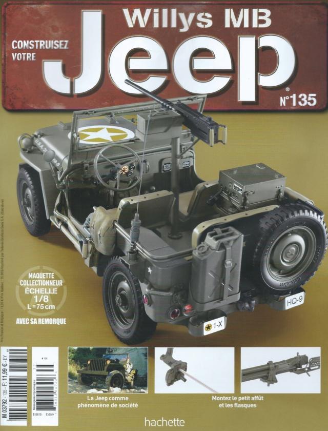 Jeep Willys - 1/8ème - Ed. Hachette - Construction par Glénans (Partie 2) - Page 26 N135_p10