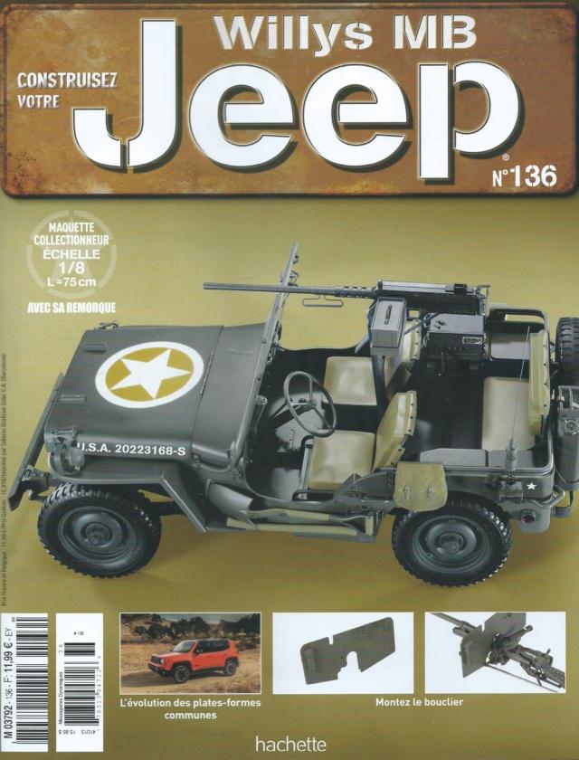 Jeep Willys - 1/8ème - Ed. Hachette - Construction par Glénans (Partie 2) - Page 26 N136_p10