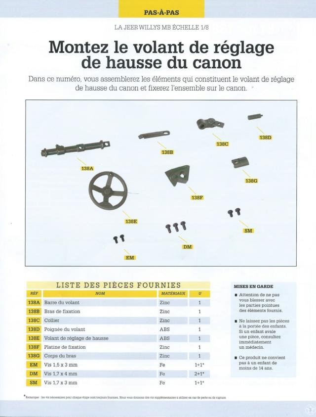 Jeep Willys - 1/8ème - Ed. Hachette - Construction par Glénans (Partie 2) - Page 27 N138_l11