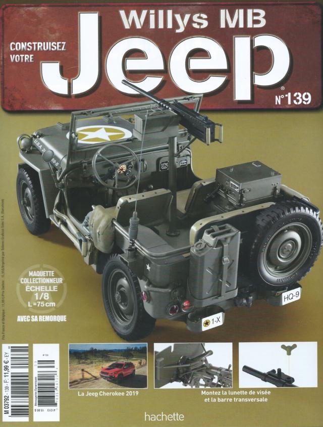 Jeep Willys - 1/8ème - Ed. Hachette - Construction par Glénans (Partie 2) - Page 27 N139_p10