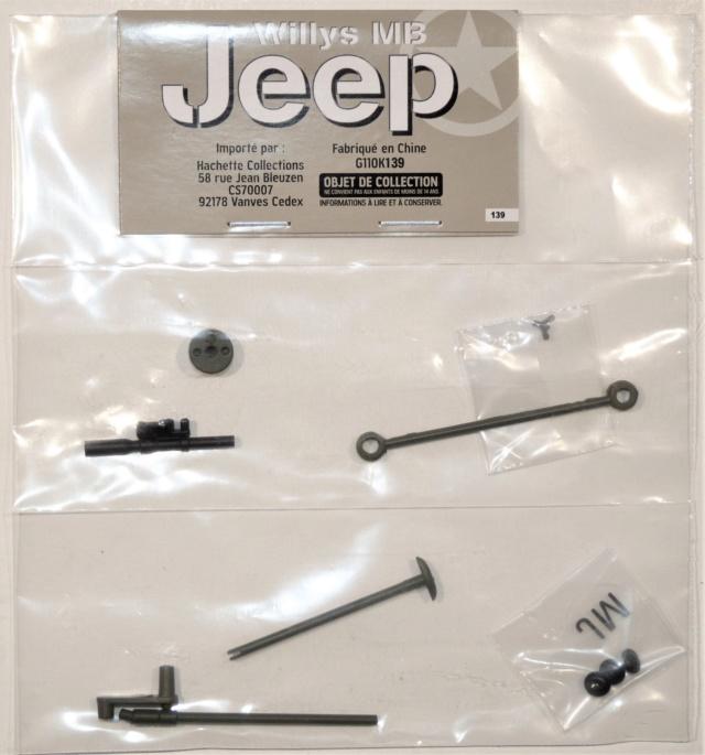 Jeep Willys - 1/8ème - Ed. Hachette - Construction par Glénans (Partie 2) - Page 27 N139_s10