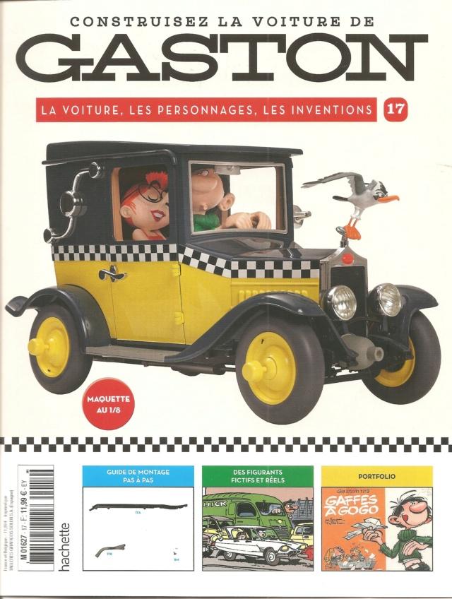 """Construction, par Glénans, de la """"Voiture de Gaston"""" au 1/8, de chez Hachette - Page 5 N17_pa11"""