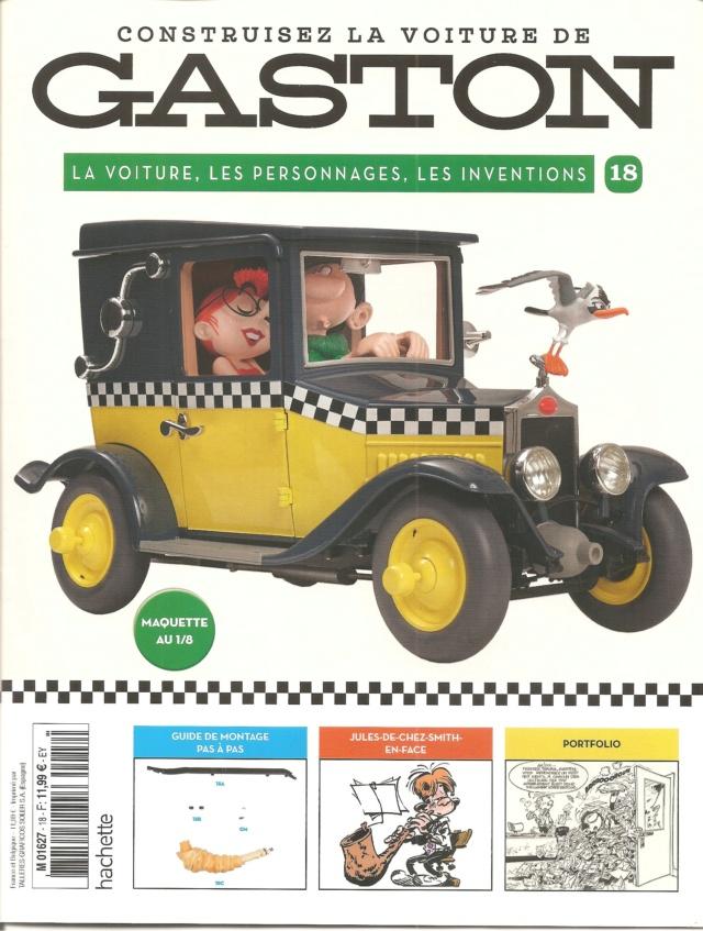"""Construction, par Glénans, de la """"Voiture de Gaston"""" au 1/8, de chez Hachette - Page 5 N18_pa10"""